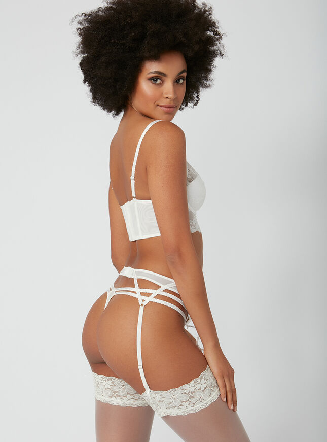 Odette suspender belt
