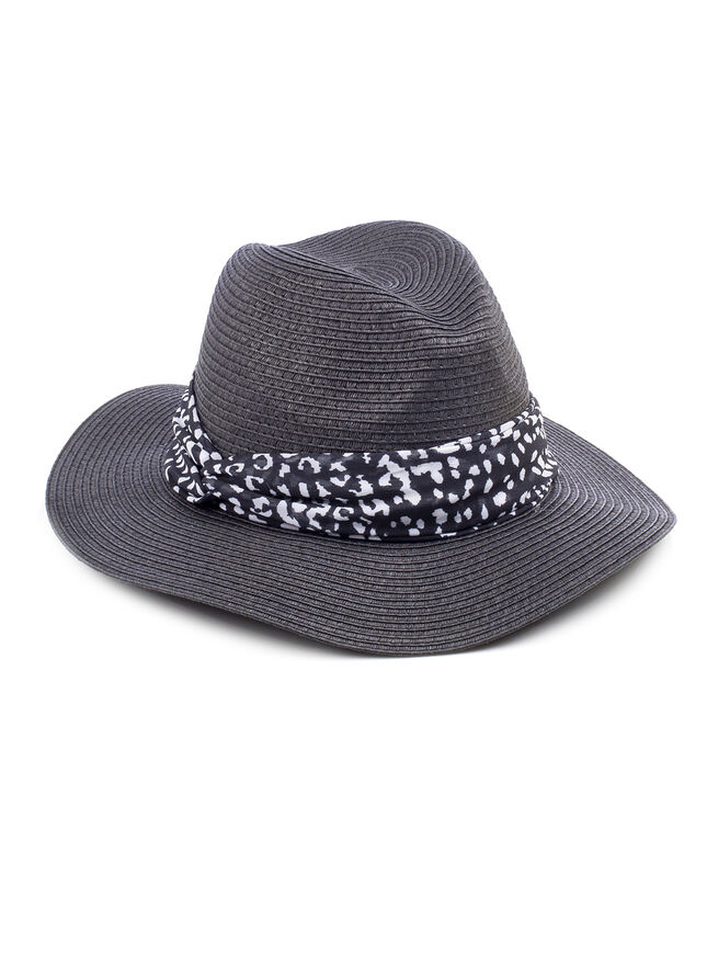 Trilby beach hat