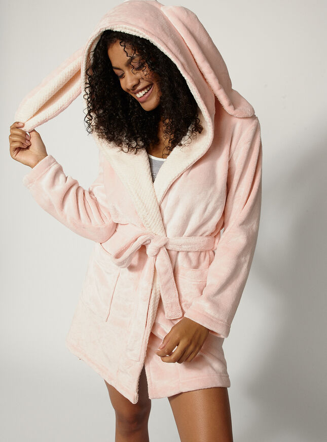 Bunny Dressing Gown Boux Avenue