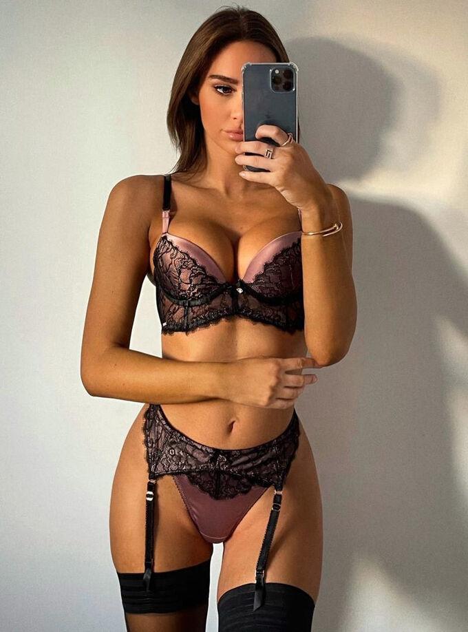 Madeline suspender