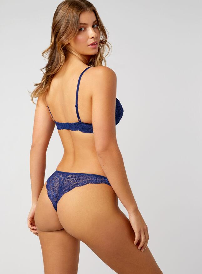 Chloe lace thong