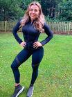Boux Sport jacquard running jacket