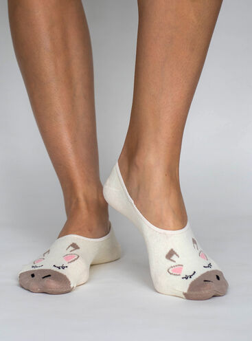 3 pack giraffe footsies