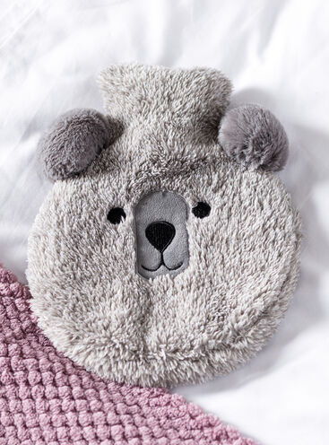 Bear hot water bottle