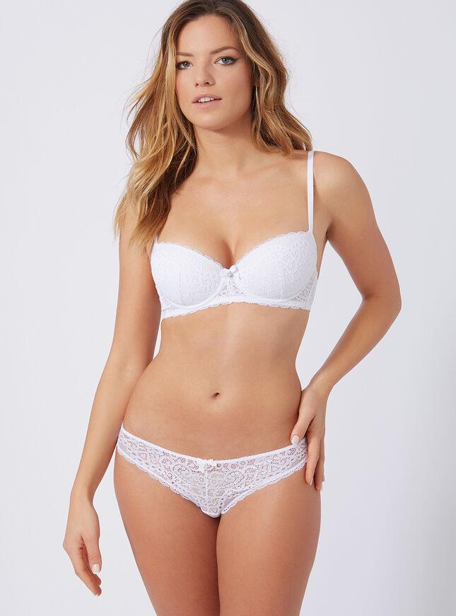 Emmeline balconette lingerie set