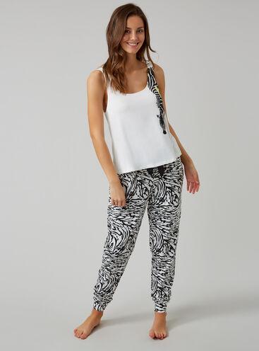 Zebra pyjama set