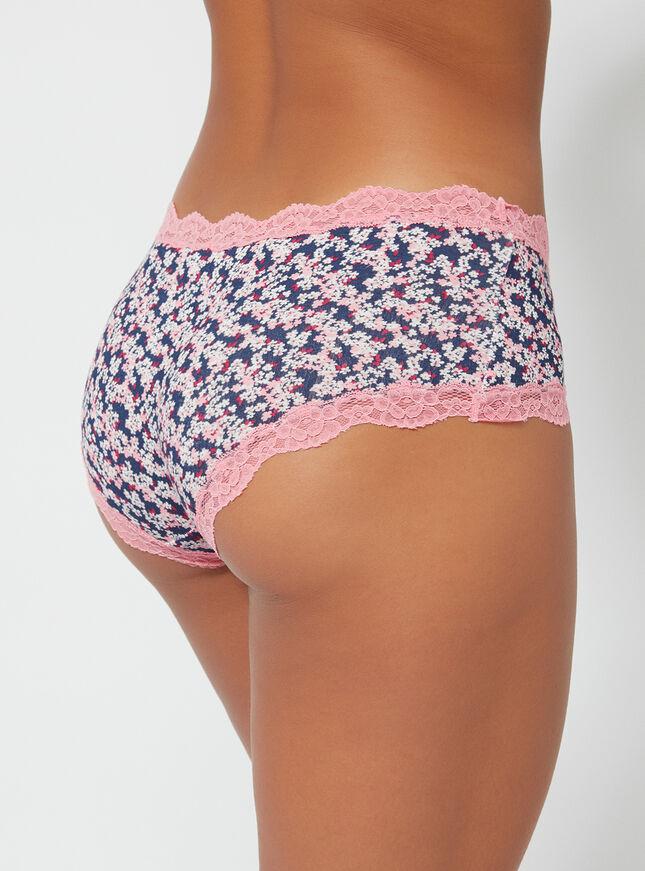 Tatiana printed shorts