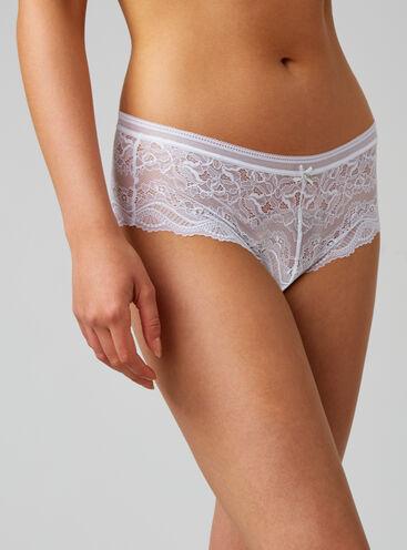 Lillie lace shorts