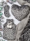 Leopard eyemask