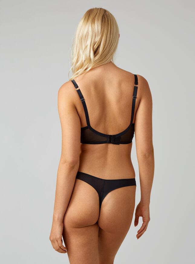 Gabriella non-padded DD+ bra