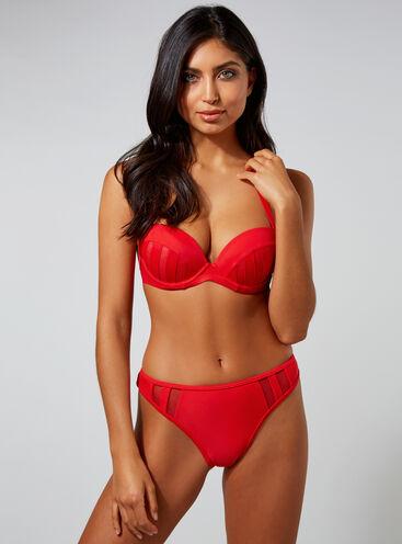 Paxos mesh bikini set