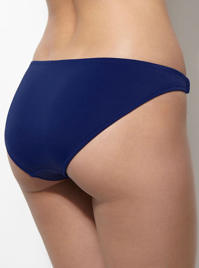 Paris plain ring bikini briefs