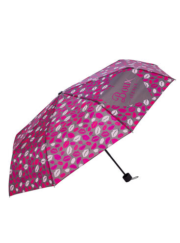 Lips print umbrella