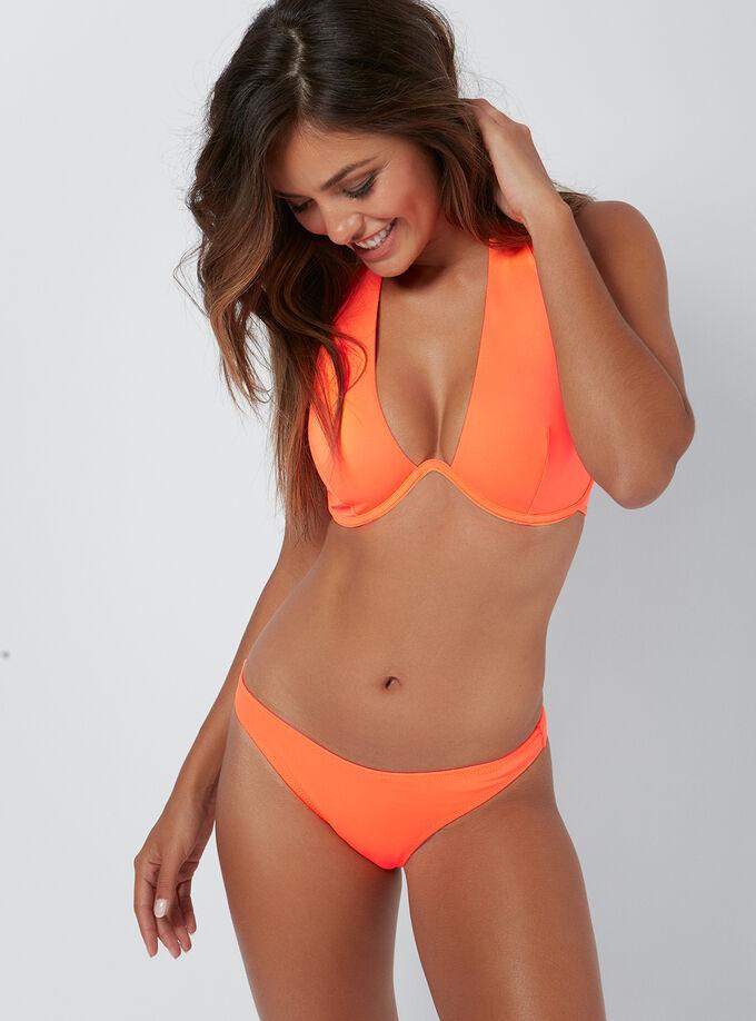 b7565362f9 Ibiza Brazilian bikini briefs. Model wears size 06