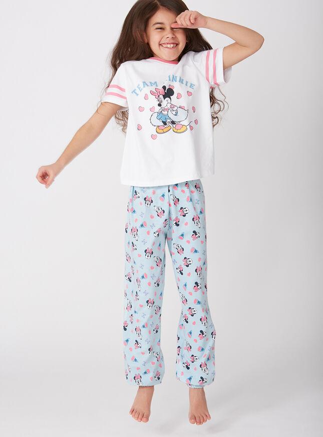 Girls team Minnie Mouse pyjama set
