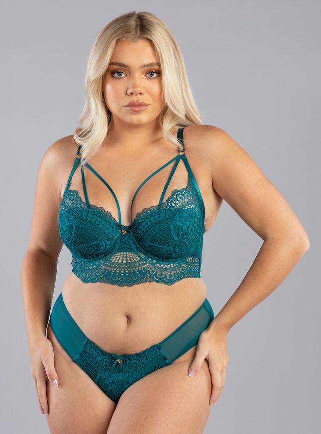 Darcie longline bra