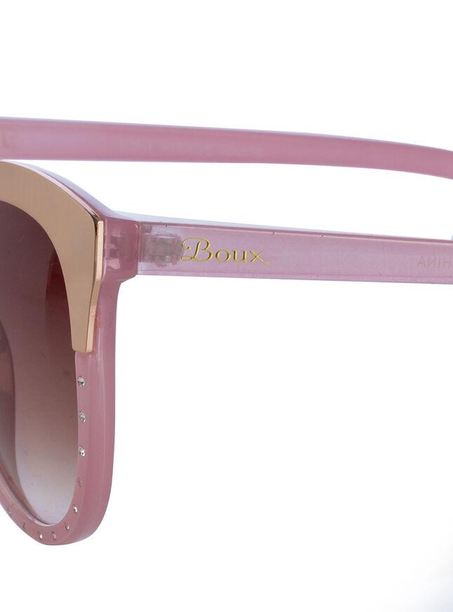 Diamante detail sunglasses