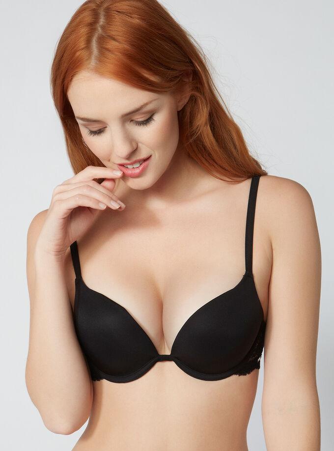 82aa2c553dad8 Boux ultra boost bra. Model wears size 32C
