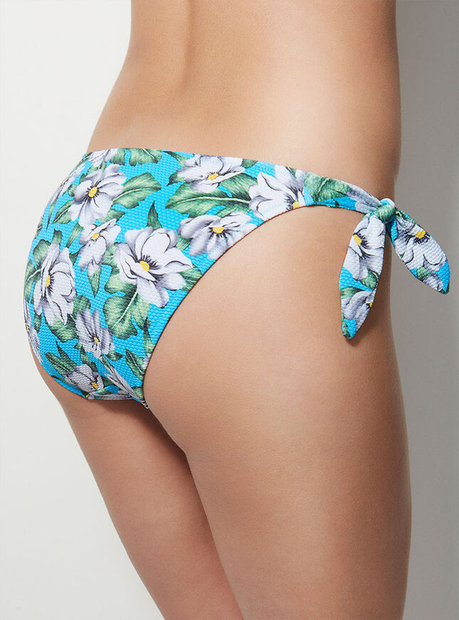 South pacific floral bikini briefs