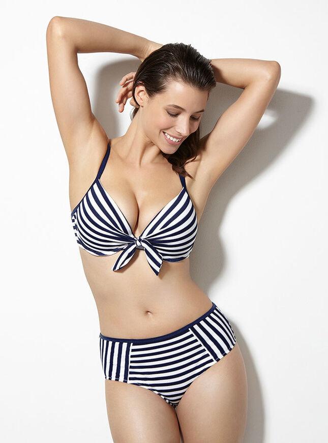 Boca Raton midi bikini briefs