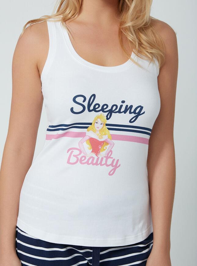 Sleeping beauty pyjama set