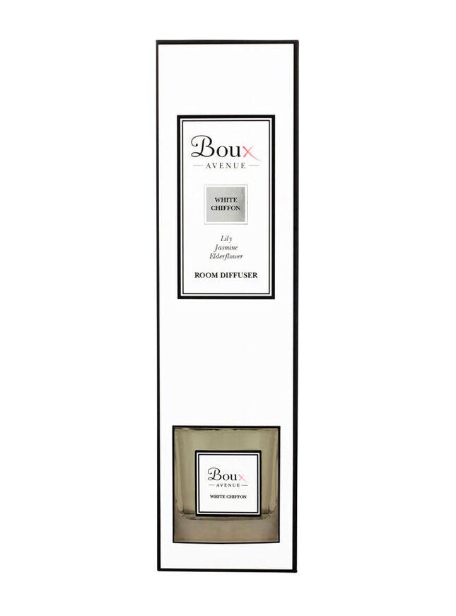White chiffon reed room diffuser 100ml