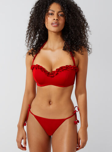 Romana string side bikini briefs