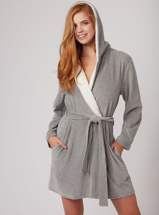 Love sleep dressing gown