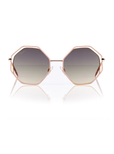 Hexagon sunglasses