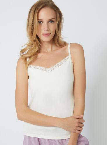 Secret support camisole