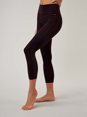 Boux Sport lurex 7/8 leggings