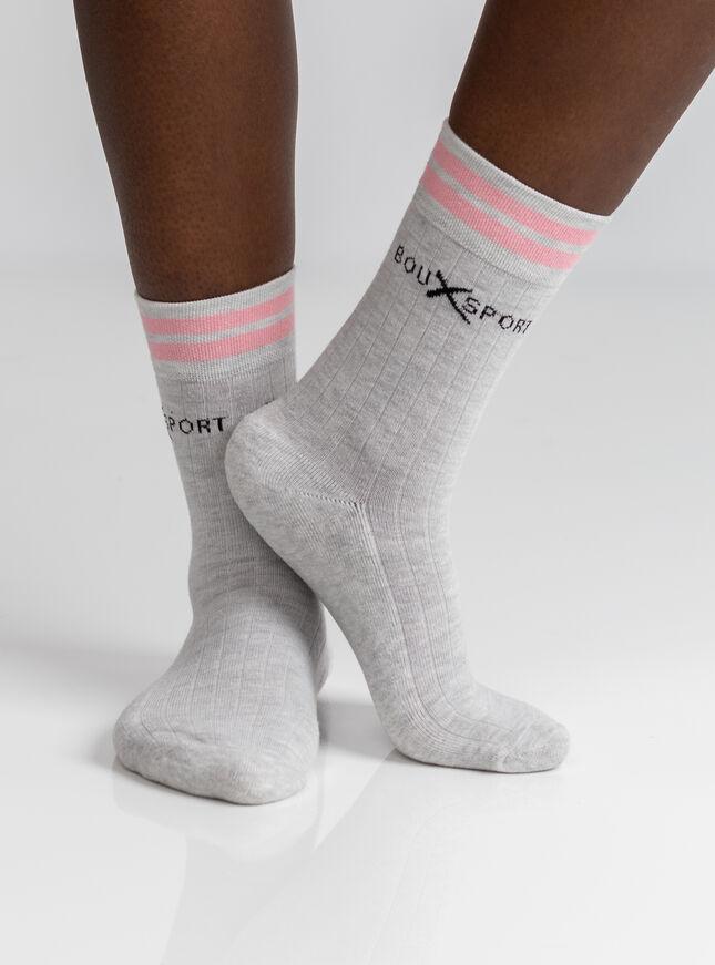 2 pack boux sport socks