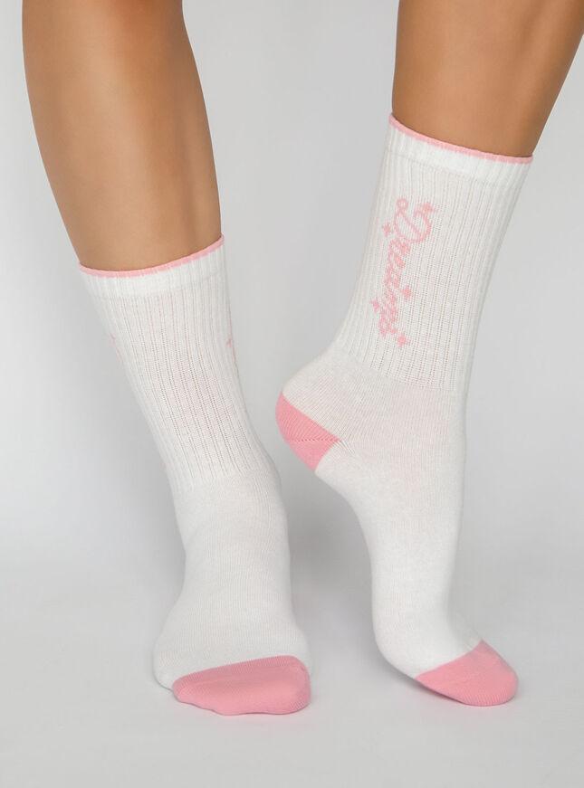 2 Pack Dream tie dye ankle sock