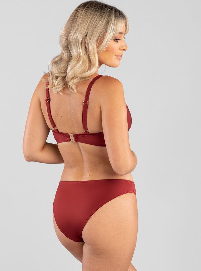 Catarina balconette bikini top