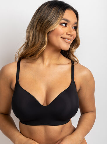 Full support lounge bra