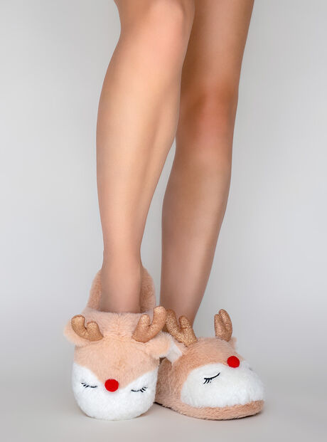Reindeer slipper