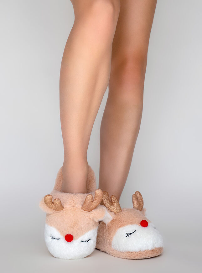 Reindeer slipper
