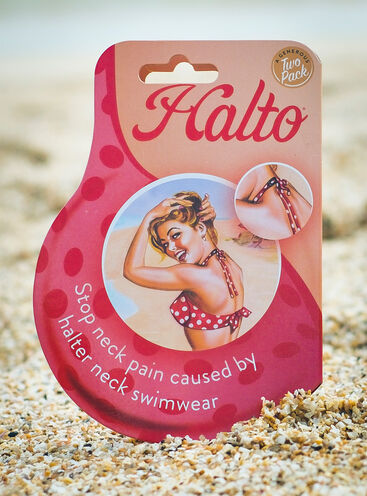 Halto bikini strap accessory