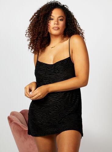 Isabella Devore chemise