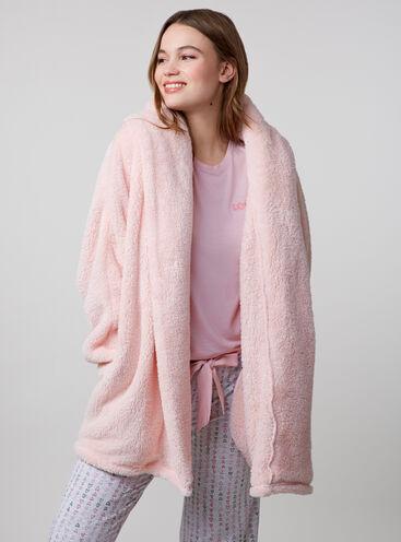 Snuggle cardigown