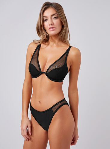 Zante mesh bikini set