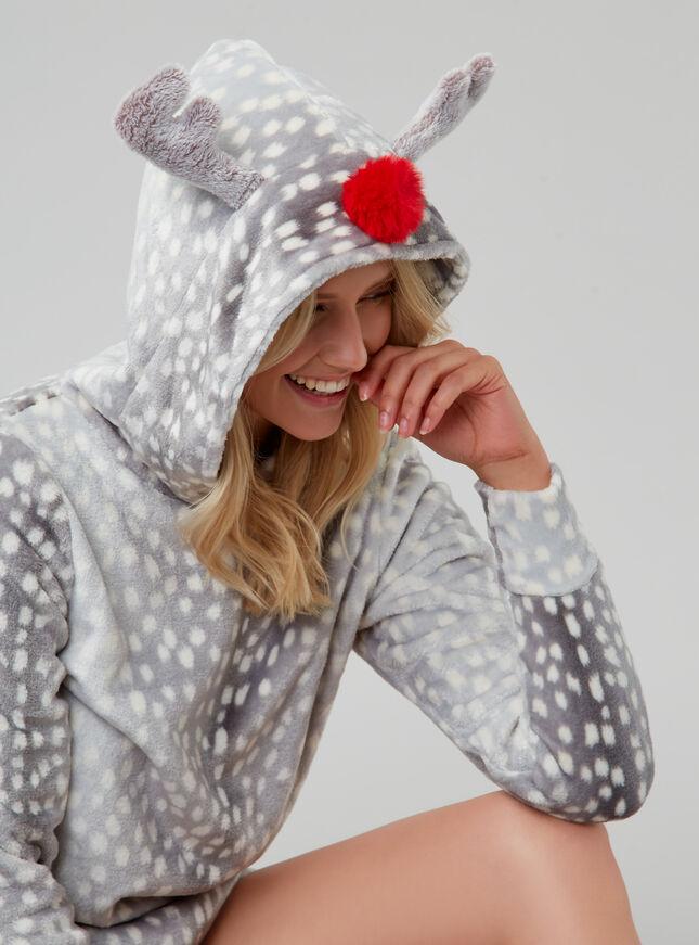 Reindeer plush twosie
