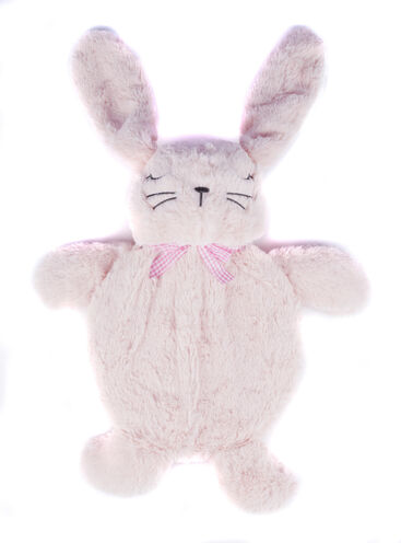 Bunny hot water bottle