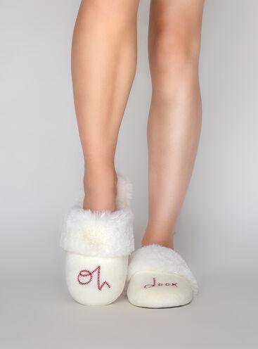 Oh deer slipper