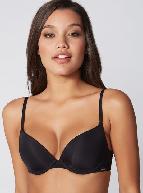 Multiway boost plunge bra