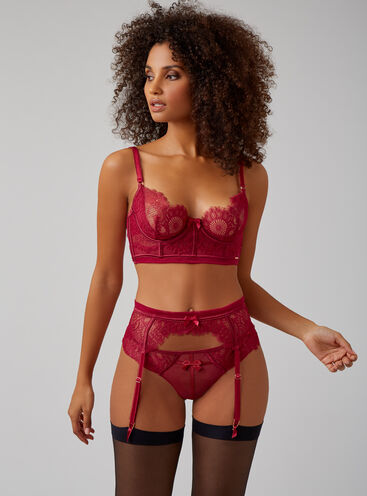 Bouxtique by Boux Avenue Marnie suspender belt