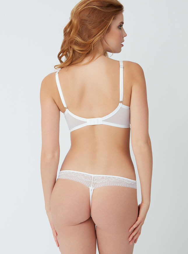 Lizzie full support balconette bra