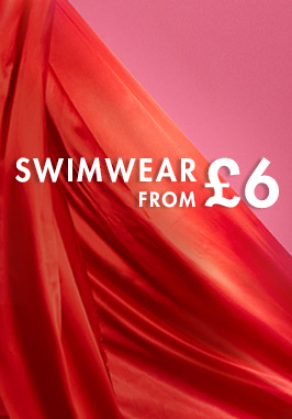Sale swimwear from £8