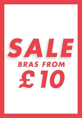 Sale bras from £10