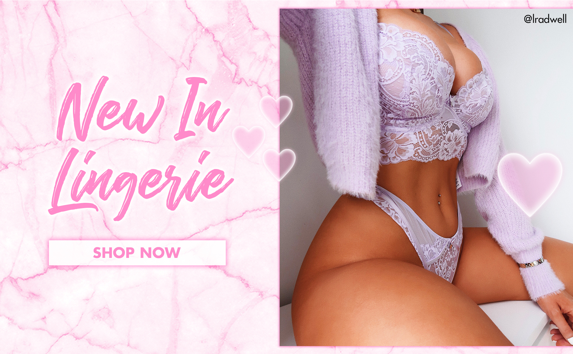 New In Lingerie